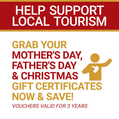 Support Local Tourism
